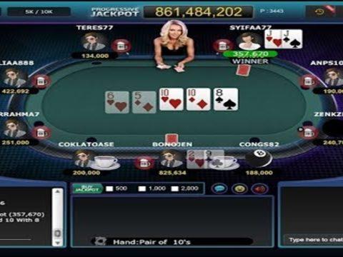 Cara Bemrain Poker