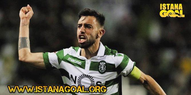 MU Segera Rampungkan Transfer Bruno Fernandes