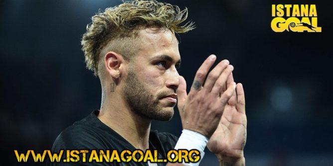 Neymar Menuju Manchester United