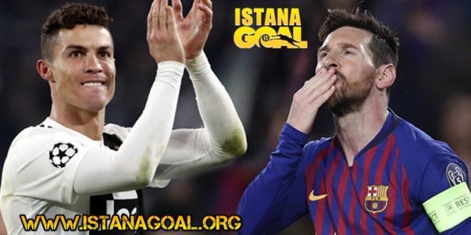 Begini Penampakan Starting XI Paling Berharga Tanpa Messi dan Ronaldo