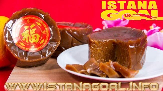 Kue Keranjang Laris Manis Jelang Imlek