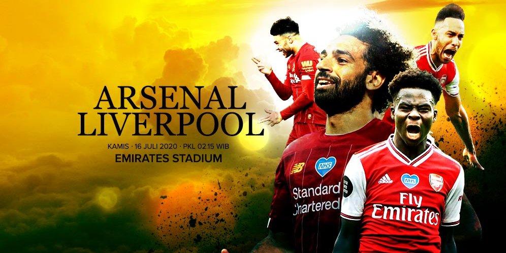 Sukses Kalahkan Liverpool, Arsenal Pede Bisa Kalahkan Manchester City